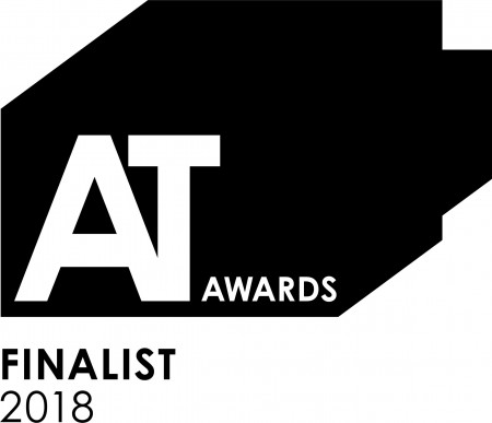 AT Awards finalist 2018