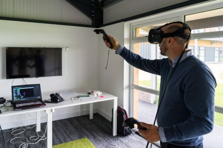 Virtual Reality at BrightSpace Architects