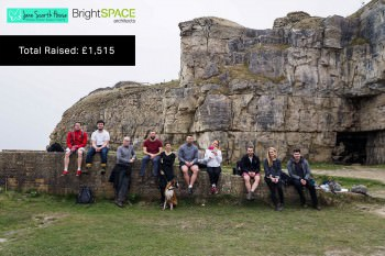 BrightSpace Team Photo Charity Raised v2