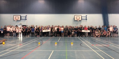 BrightSPACE Dodgeball Tournament 2019 with AECOM v2