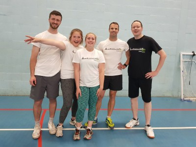 BrightSPACE Dodgeball Tournament 2019 with AECOM 3 v2